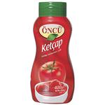 Oncu Ketchup Mild 400Gr Plastic