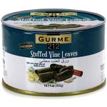 Gurme 212 Stuffed Grape Leaves 400Gr Can