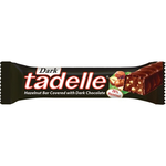 Tadelle Hazelnut Bar Covered W Dark Choc 30g