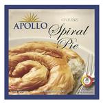 Apollo Cheese Spiral Pie  850g