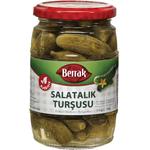 Berrak Gherkin Pickles (Salatalik Tursusu) No:2 720Ml Glass