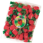 Elit Fruit Filled Strawberry Candy 400Gr