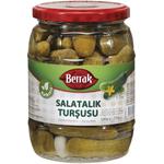 Berrak Gherkin Pickles (Salatalik Tursusu) No:1 720Ml Glass