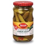 Berrak Gherkin Pickles (Cubu Usulu Salatalik Tursu) 370Ml Glass