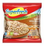 Superfresh Boiled White Beans 450Gr