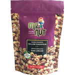 Mr. Nut Double Roasted Yellow Chickpeas 5 Oz (142Gr)