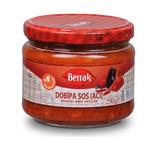 Berrak Dobipa Sauce Hot (Ajvar) 300Ml Glass