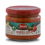 Berrak Dobipa Sauce Mild (Ajvar) 300Ml Glass