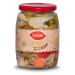 Berrak Rich Mixed Pickles 1062Ml Glass