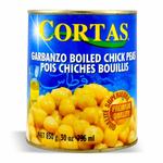 Cortas Chickpeas 30 Oz