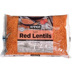Krinos Split Red Lentils 1kg