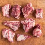 Lamb for Stew Bone-In 1Lb