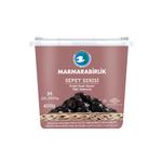 Marmara Birlik Gemlik Black Olives Basket Series M (261-290) 400Gr Plastic