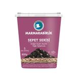 Marmara Birlik Gemlik Black Olives Basket Series S (291-320) 800Gr Plastic
