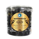 Marmara Birlik Gemlik Black Olives Gurme XS (321-350) 400Gr Plastic