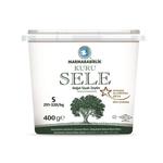 Marmara Birlik Gemlik Black Olives S Kuru Sele (Dried Sele) Iri Boy 291-320  400Gr Plastic