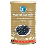 Marmara Birlik Gemlik Black Olives XL Mega 800Gr Can