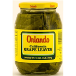 Orlando Grape Leaves jars (16 oz drained)