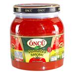Oncu Tomato Paste - 1650 Gr Glass