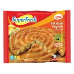 Superfresh Roll Borek W/Cheese&Potato 800Gr