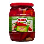 Tamek Red Roasted Pepper  720Ml Glass
