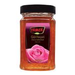 Tamek Rose Jam 380Gr Glass