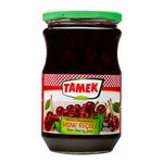 Tamek Sour Cherry Jam 800Gr Glass
