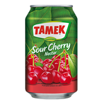 Tamek Sour Cherry Juice 330Ml Can (6 pack)