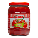 Tamek Tomato Paste 720Ml Glass