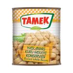 Tamek Boiled White Beans 800Gr Can