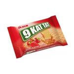 Ulker 9 Kat Strawberry Wafers 39Gr