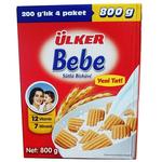 Ulker Milk Bebe Biscuits 800Gr Tp