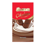 Ulker Milk Chocolate Bars  80Gr