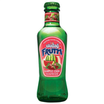 Uludag Frutti Mineral Water W Strawberry Melon 200Ml Glass (6 pack)