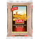 Duru Fine Bulgur with Brown Meatballs  (Esmer Cig Koftelik) 1 kg