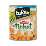 Tukas Chick Peas Boiled 830Gr Can
