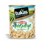Tukas Boiled White Beans 830 Gr Can