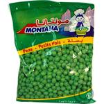 Montana Frozen Peas  400g