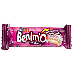 Eti Benimo Red Fruit 80G