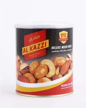 Kazzi Mixed Nuts (Deluxe) TIN 300g