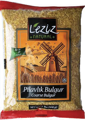 Leziz Pilavlik Bulgur 2Lb