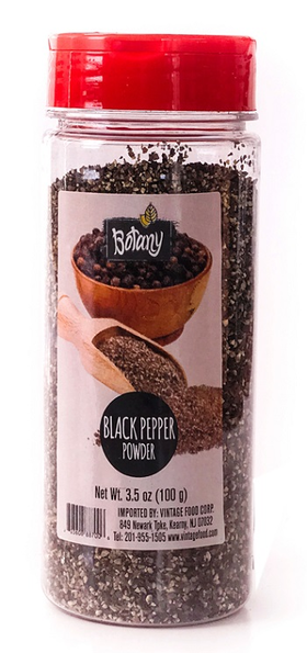 Botany Black Pepper Powder 100Gr